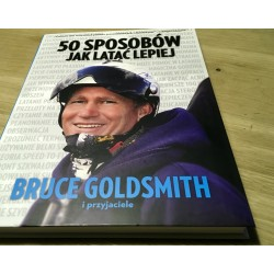 Książka 50 sposobów jak latać lepiej