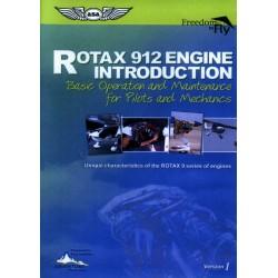 Instrukcja silnika ROTAX 912 DVD