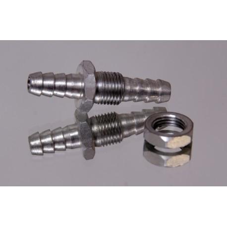 Króciec ssąąy zbiornika paliwa aluminiowy